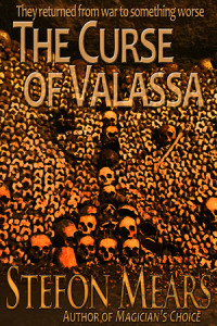 The Curse of Valassa - Stefon Mears