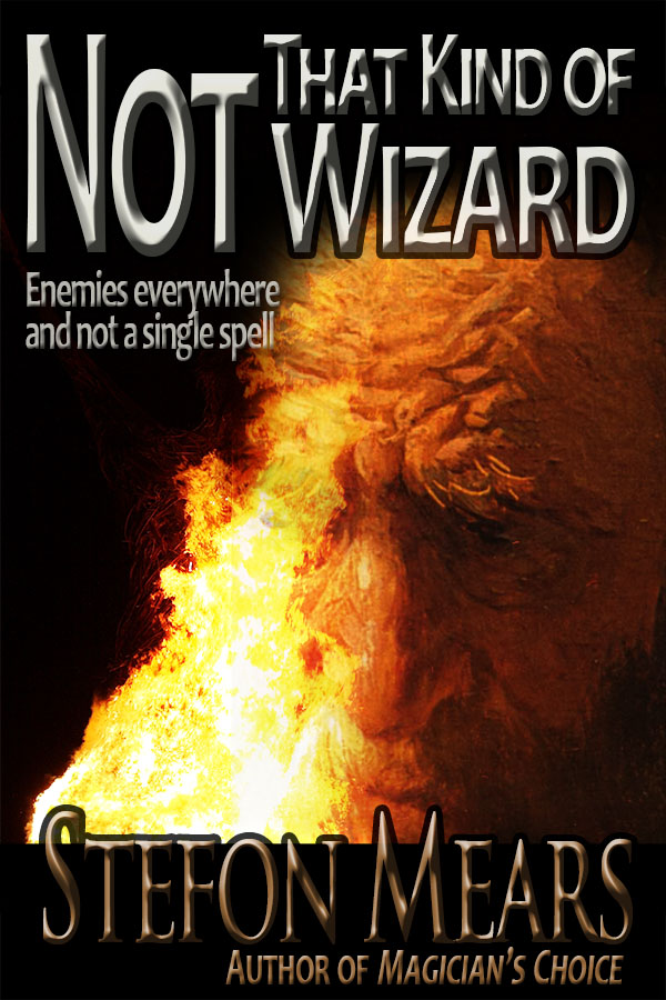Not That Kind of Wizard - Stefon Mears - web