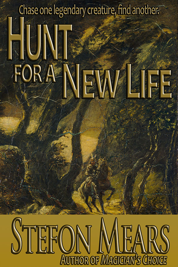 Hunt for a New Life - Stefon Mears - web