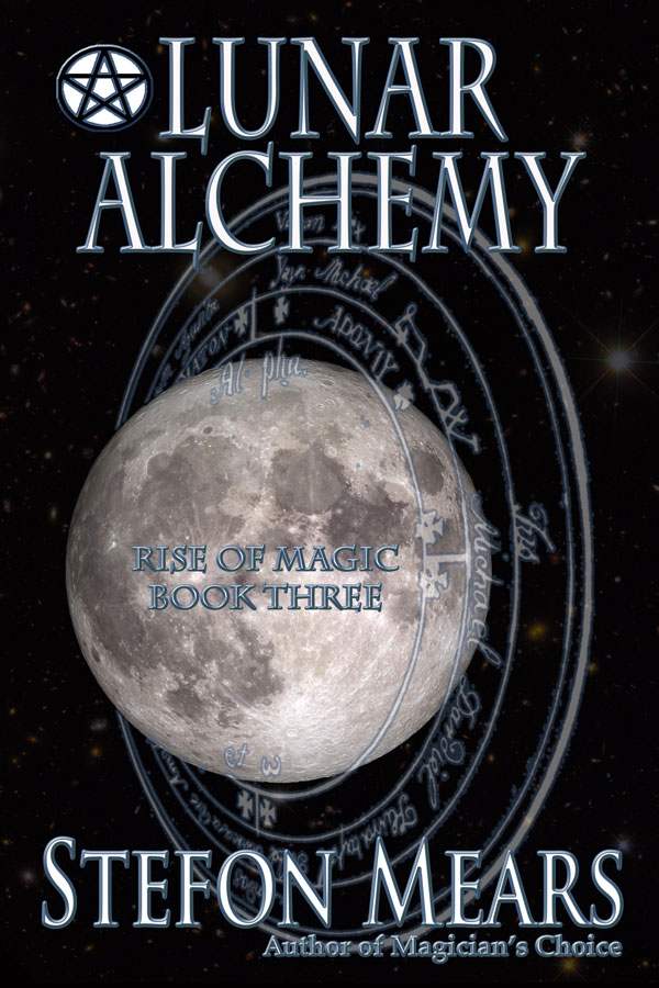 Lunar Alchemy - Stefon Mears - Web Cover