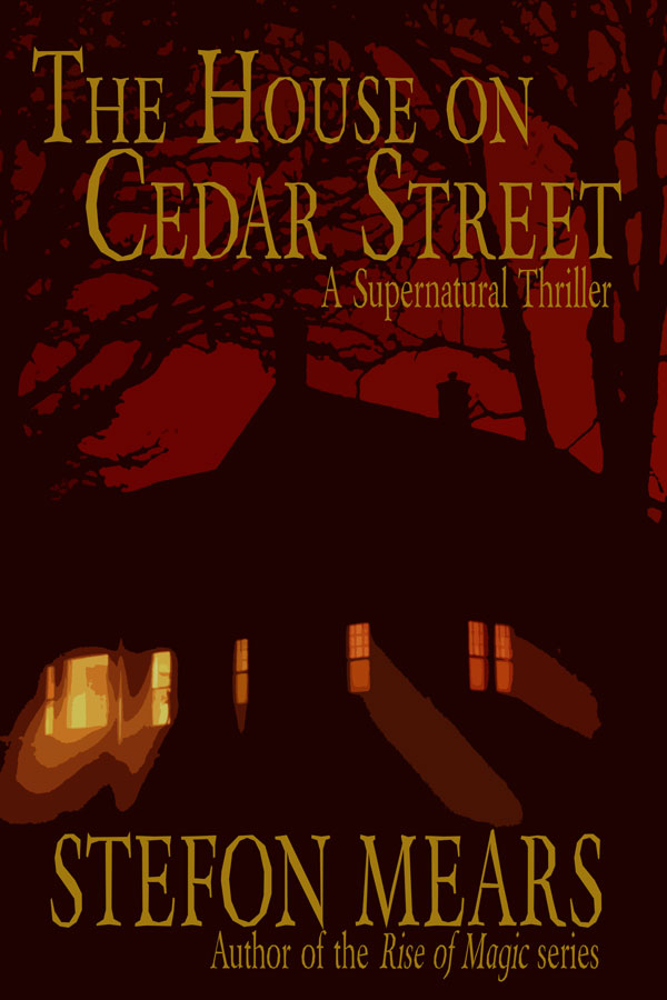 The House on Cedar Street - Stefon Mears - Web Cover